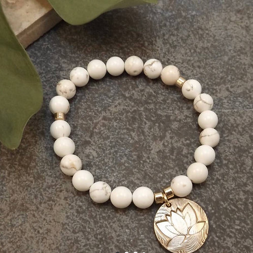 Lotus | Mandala Bracelet