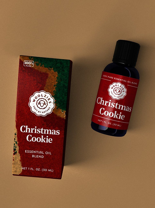 Christmas Cookie Essential Oil Blend