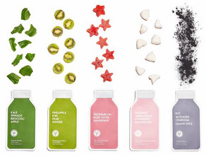 Featured Product: ESW Raw Juice Cleanse Mask Set