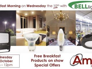 Barnsley Breakfast Morning - Wednesday 10th October