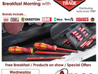 Doncaster Breakfast Morning - Wednesday 27th November