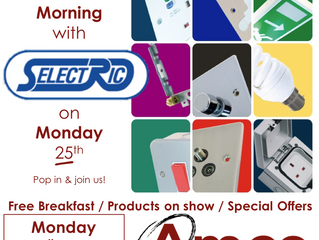 Doncaster Breakfast Morning - Monday 25th June
