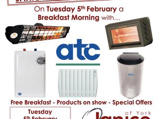 York Breakfast Morning - Tuesday 5th February