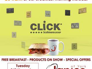Janico Breakfast Morning - Tuesday 26th November