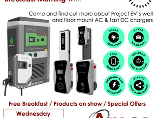 Doncaster Breakfast Morning - Wednesday 11th March