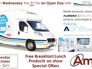 Doncaster Open Day - Wednesday 3rd October