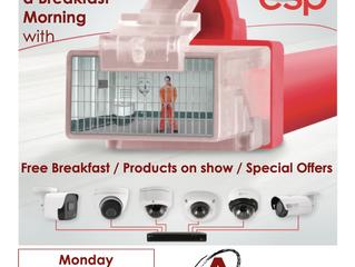 Doncaster Breakfast Morning - Monday 11th November