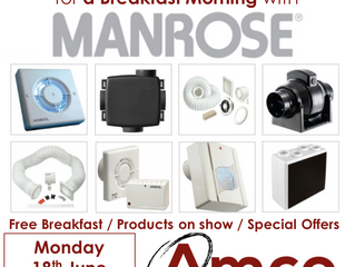 Doncaster Breakfast Morning - Monday 18th June