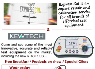Doncaster Calibration & Breakfast Morning - Wednesday 4th March