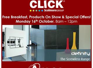 Doncaster Breakfast Morning - Monday 16th October
