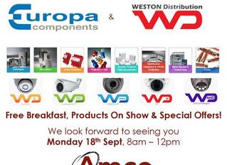 Doncaster Double Breakfast Morning - Monday 18th September