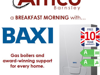 Barnsley Breakfast Morning - Wednesday 25th October