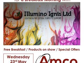 Barnsley Breakfast Morning - Wednesday 23rd May