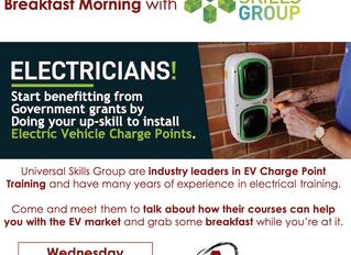 Doncaster Breakfast Morning - Wednesday 6th November