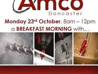 Doncaster Breakfast Morning - Monday 23rd October