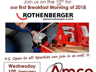 Barnsley Breakfast Mornings are back! Wednesday 10th January