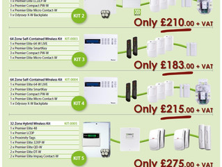 Doncaster Texecom Wireless Kits Offer