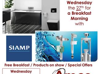 Barnsley Breakfast Morning - Wednesday 27th February