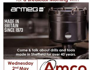 Barnsley Breakfast Morning - Wednesday 2nd May