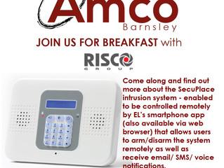 Barnsley Breakfast Morning - Wednesday 15th November