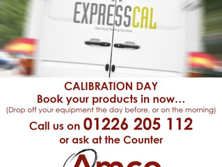Barnsley Calibration Day - Thursday 19th October