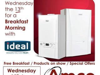Barnsley Breakfast Morning - Wednesday 13th June