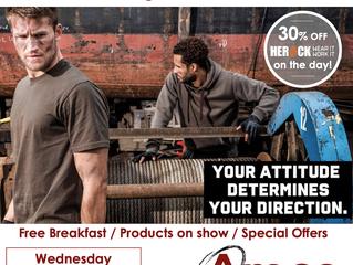 Doncaster Breakfast Morning - Wednesday 26th February