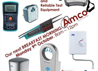 Doncaster Breakfast Morning - Monday 9th October