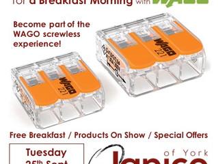Janico Breakfast Morning - Tuesday 25th September