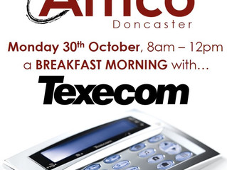 Doncaster Breakfast Morning - Monday 30th October