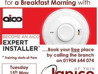 Janico Breakfast Morning - Tuesday 15th May