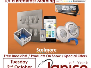 Janico Breakfast Morning - Tuesday 2nd October