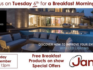 York Breakfast Morning - Tuesday 6th November