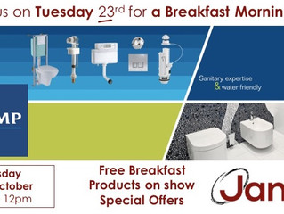 Janico Breakfast Morning - Tuesday 23rd October