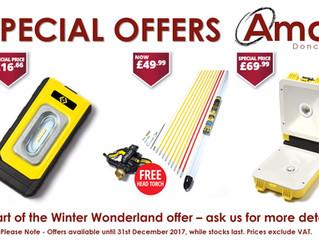Doncaster - New C.K Tools Winter Wonderland Promo