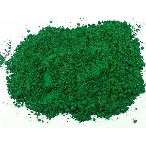 """Пигмент железооксидный """"Зеленый"""""""