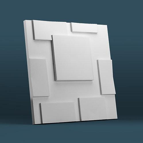 3D Квадрат