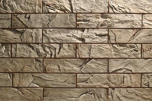 Сланец каменный кирпич