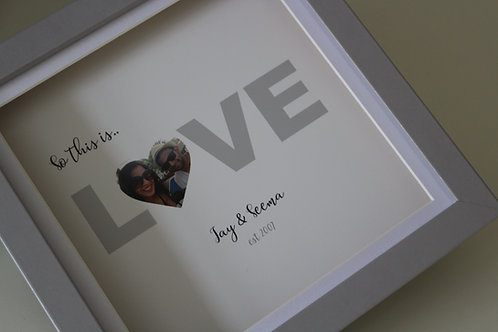 Personalised: So This Is Love