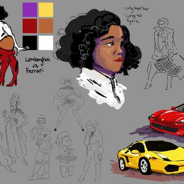 Racer Girl Designs