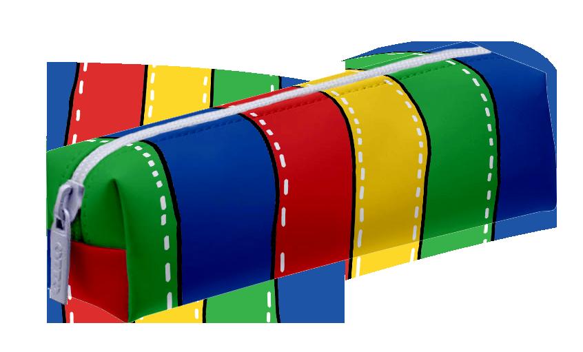 Striped Pencilcase