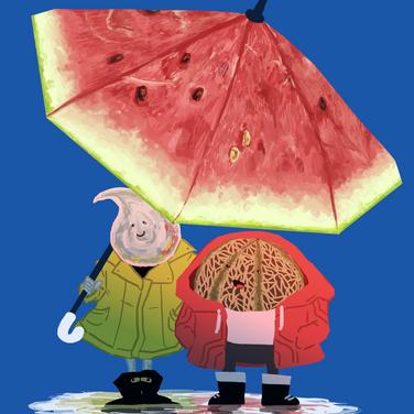 Watermelon Friends