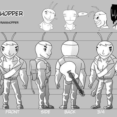 Grasshopper Manga Character Reference.png