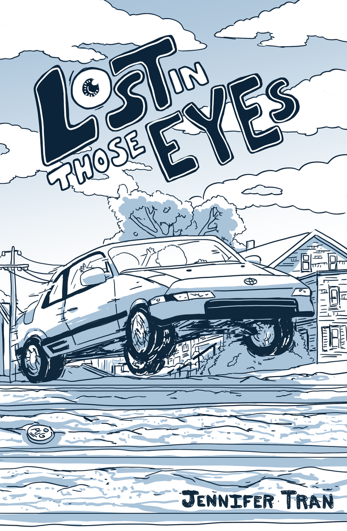 Cover page - Lost In Those Eyes