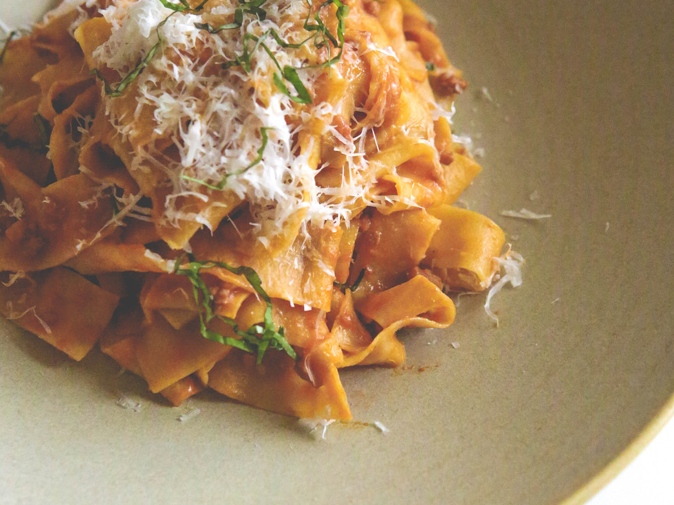 Handmade Pappardelle