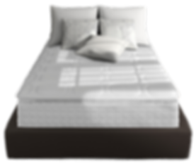 A single bed vibrator