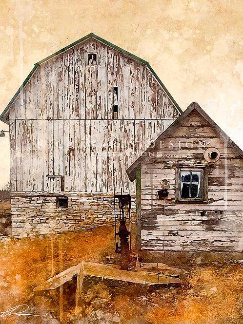 White Barn 1