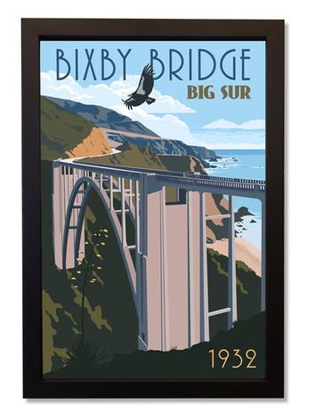 Bixby+Bridge+Day+framed.jpg