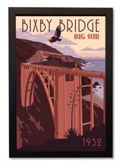 Bixby+Bridge+Evening+framed.jpg