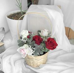 Flower Basket 23